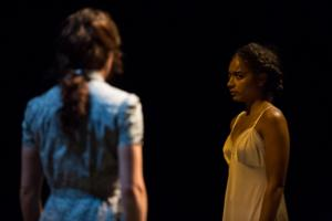 AND I AND SILENCE Opens Tonight at Signature Theatre