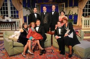 BWW Reviews: 2nd Story's HAY FEVER Frothy Summer Farce