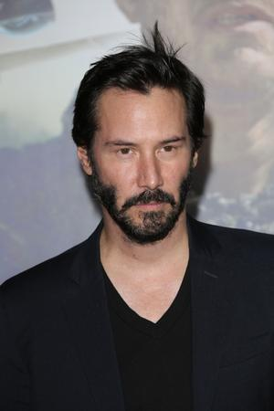 Keanu Reeves to Make TV Series Debut in Upcoming Action Drama RAIN