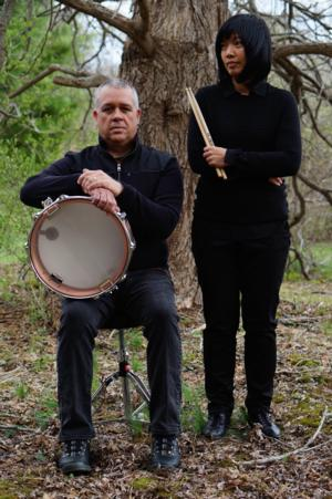 Breaking the Drum Code: Ambitious 3-Pronged Project from Susie Ibarra and Roberto Rodriguez