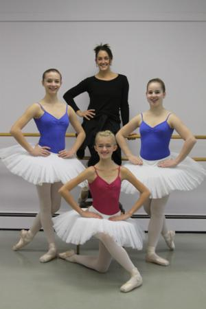 FSPA Ballet Conservatory Dancers to Compete at Youth America Grand Prix