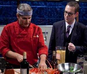 Celebrities Gear Up for First-Ever CHOPPED TOURNAMENT OF STARS, 3/9