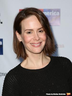 BWW Profile: Sarah Paulson Emmy-Nominated Star of Stage and Screen