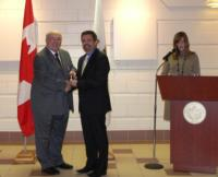 Drayton Entertainment Artistic Director  Alex Mustakas Honored with Queen Elizabeth II Diamond Jubilee Medal