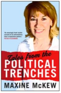 Tales From The Political Trenches of Australia Available 01 November
