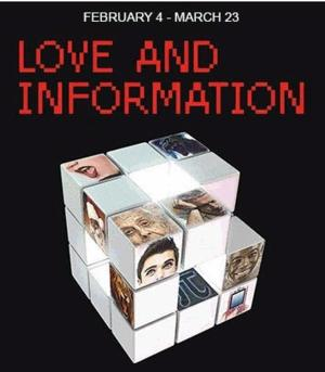 NYTW's LOVE AND INFORMATION to Play Minetta Lane Theatre; 2/19-3/23