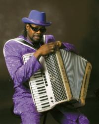 C.J. Chenier and the Red Hot Louisiana Band Come to St. Paul's Ordway, 2/8