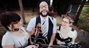 Pearl and the Beard Performs at Capitol Center for the Arts Spotlight Café Tonight