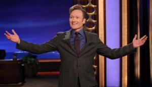 Conan O'Brien Gets in One Last Zinger on Eve of LENO's Final Broadcast
