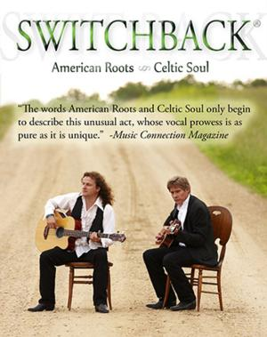 SWITCHBACK to Play Theatre at the Center, 3/16