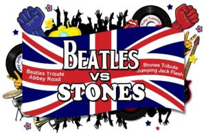 Beatles vs. Stones Tribute Show to Play Grove Theatre, 8/2