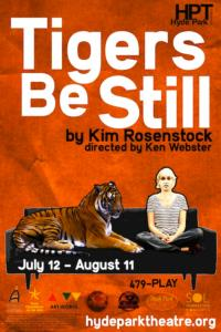 BWW Reviews: Ferocious Performances Highlight Hyde Park Theatre's TIGERS BE STILL