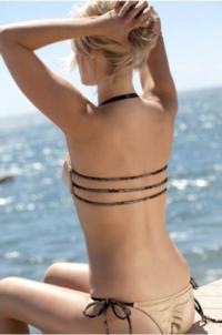 Bikinis & Martinis: New Line of Miss Kinsman SWIM, Now Available Online
