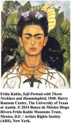 The New York Botanical Garden Announces its Major 2015 Exhibition FRIDA KAHLO'S GARDEN