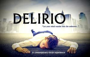 Jason Mejias Presents DELIRIO, Beg. Today at Galapagos Art Space