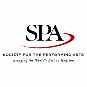 Society for the Performing Arts Recognized for Partnership with HISD