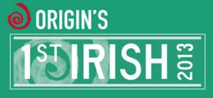 Origin Theatre Company's Sixth Annual 1st Irish Festival Set for 9/2-29