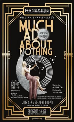 BWW Reviews: Fat and Greasy Citizens Brigade's MUCH ADO ABOUT NOTHING Makes a Magical Night Out
