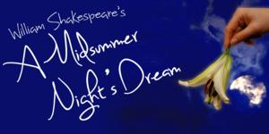 New Rep to Tour A MIDSUMMER NIGHT'S DREAM, 7/13-20