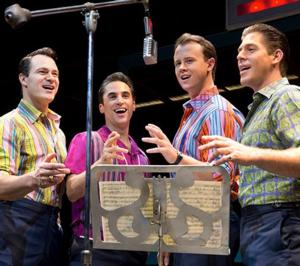 JERSEY BOYS and THE LAST SHIP Unite to Support New York Cares Coat Drive and City Harvest