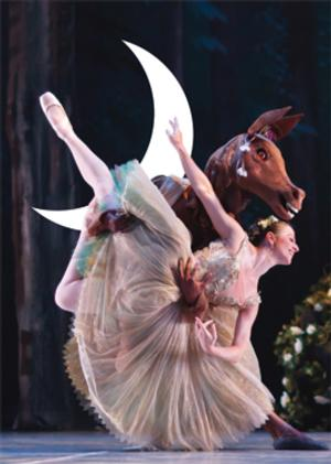 BWW Reviews: Ballet Austin Presents Gorgeous, Charming MIDSUMMER NIGHT'S DREAM