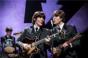Beatles Tribute Concert LET IT BE Ends Broadway Run Today