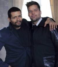 Draco Rosa and Ricky Martin Reunite to Film Video for Single 'Más y Más'