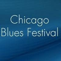30th Annual Chicago Blues Festival Runs 6/6-9