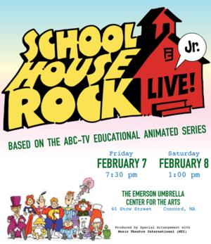 Alexander Children's Theatre to Present SCHOOLHOUSE ROCK LIVE! JR. & 25TH ANNUAL PUTNAM COUNTY SPELLING BEE this Winter