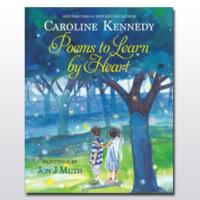 Disney Publishing Worldwide Releases Caroline Kennedy's POEMS TO LEARN BY HEART with Paintings by Jon J Muth