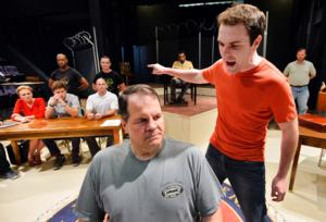 BWW Reviews: A FEW GOOD MEN a Compelling Courtroom Drama
