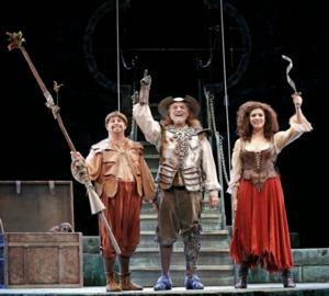 BWW Reviews: Perfection Isn't an Impossible Dream for MAN OF LA MANCHA Tour
