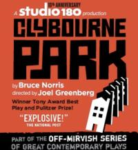 Studio 180's Production of  CLYBOURNE PARK Plays the Panasonic Theatre, 2/12-3/3
