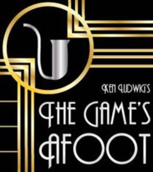 Drury Lane Theatre Continues 30th Anniversary Season with THE GAME'S AFOOT, Now thru 10/19
