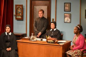 BWW Reviews: DOUBT at the Carrollwood Players