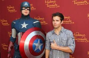 Madame Tussauds Hollywood Unveils Marvel 4D Theater