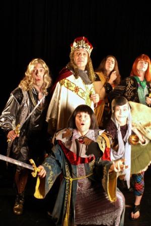Shadowbox Live Stages Monty Python's SPAMALOT, Now thru 11/17