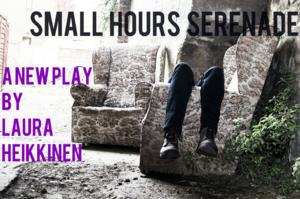 Puzzle Piece Theatre to Present SMALL HOURS SERENADE, 3/27-4/13