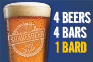 New York Shakespeare Exchange's August ShakesBEER Pub Crawl Set for 8/9 & 16