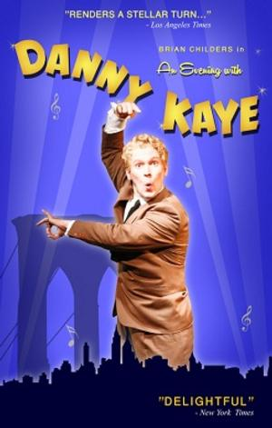 Brian Childers Stars in AN EVENING WITH DANNY KAYE at TACT, Now thru 8/16