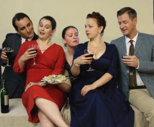 Footlight Players to Present DON'T DRESS FOR DINNER, Begin. 8/1