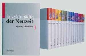 Brill Acquires the Electronic Rights to the Enzyklopädie der Neuzeit