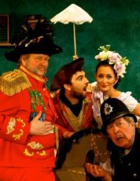 BWW Reviews: THE PIRATES OF PENZANCE, Kings Head Theatre, September 12 2012
