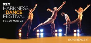92Y Presents HARKNESS DANCE FESTIVAL, 2/21