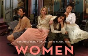 BWW Reviews: WOMEN Lovingly Blends and Mashes Alcott's LITTLE WOMEN and HBO's GIRLS