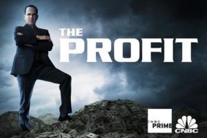 CNBC's THE PROFIT Returns for Season 2, 2/25