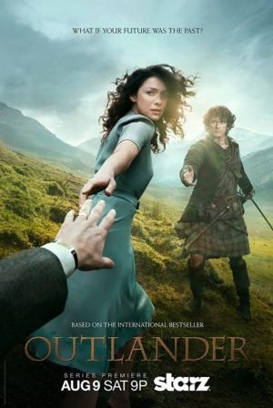 Starz Greenlights Second Season of OUTLANDER After Just One Airing