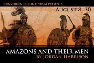 BWW Reviews: AMAZONS AND THEIR MEN Script Better Than Convergence-Continuum Staging