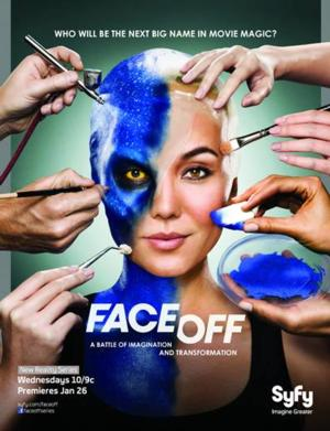 Syfy to Kick Off FACE OFF Season 7 with Sudden Elimination, 7/22