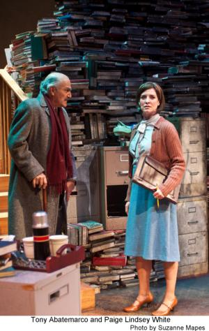 BWW Reviews: Lovely Two CharacterTRYING Brings Back 40s and 60s History and Nostalgia to ICT in Long Beach